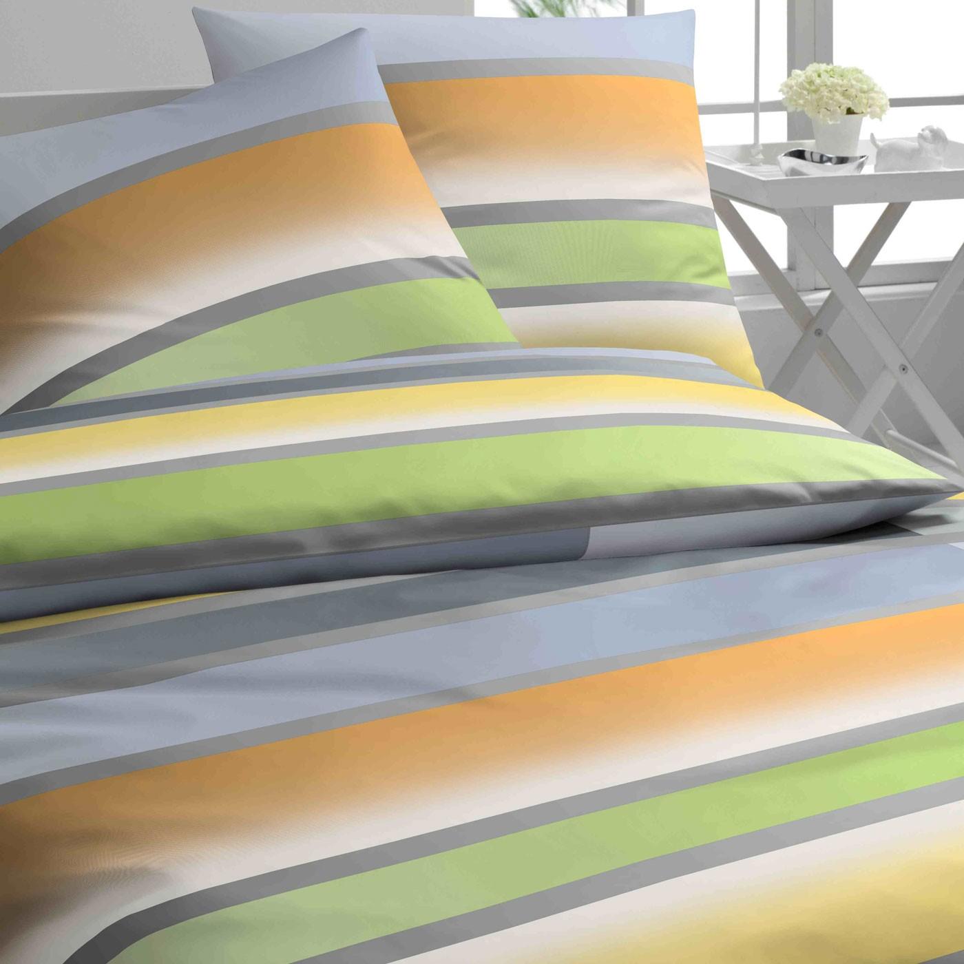 bettw sche jersey gr n m belideen. Black Bedroom Furniture Sets. Home Design Ideas
