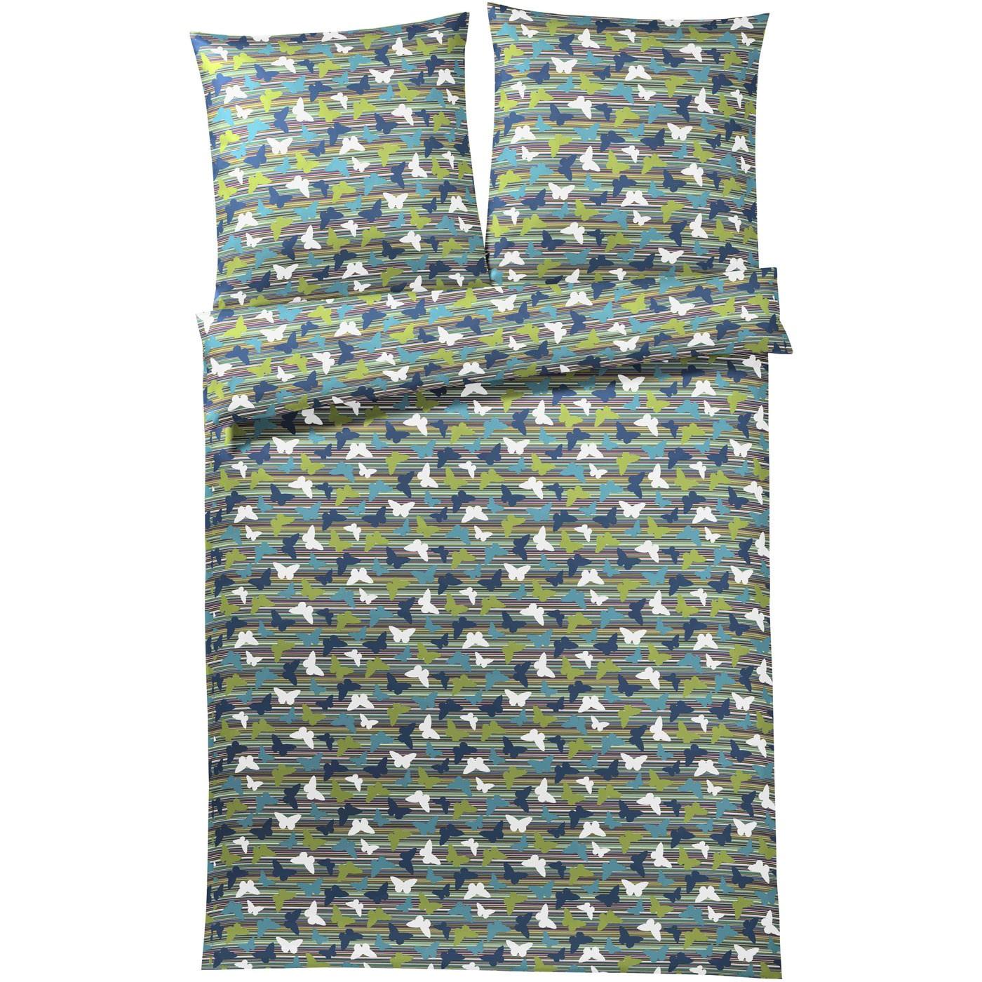 Bettwasche Flanell Grun : Bettwäsche Yes for Bed Nadia 1450 grün