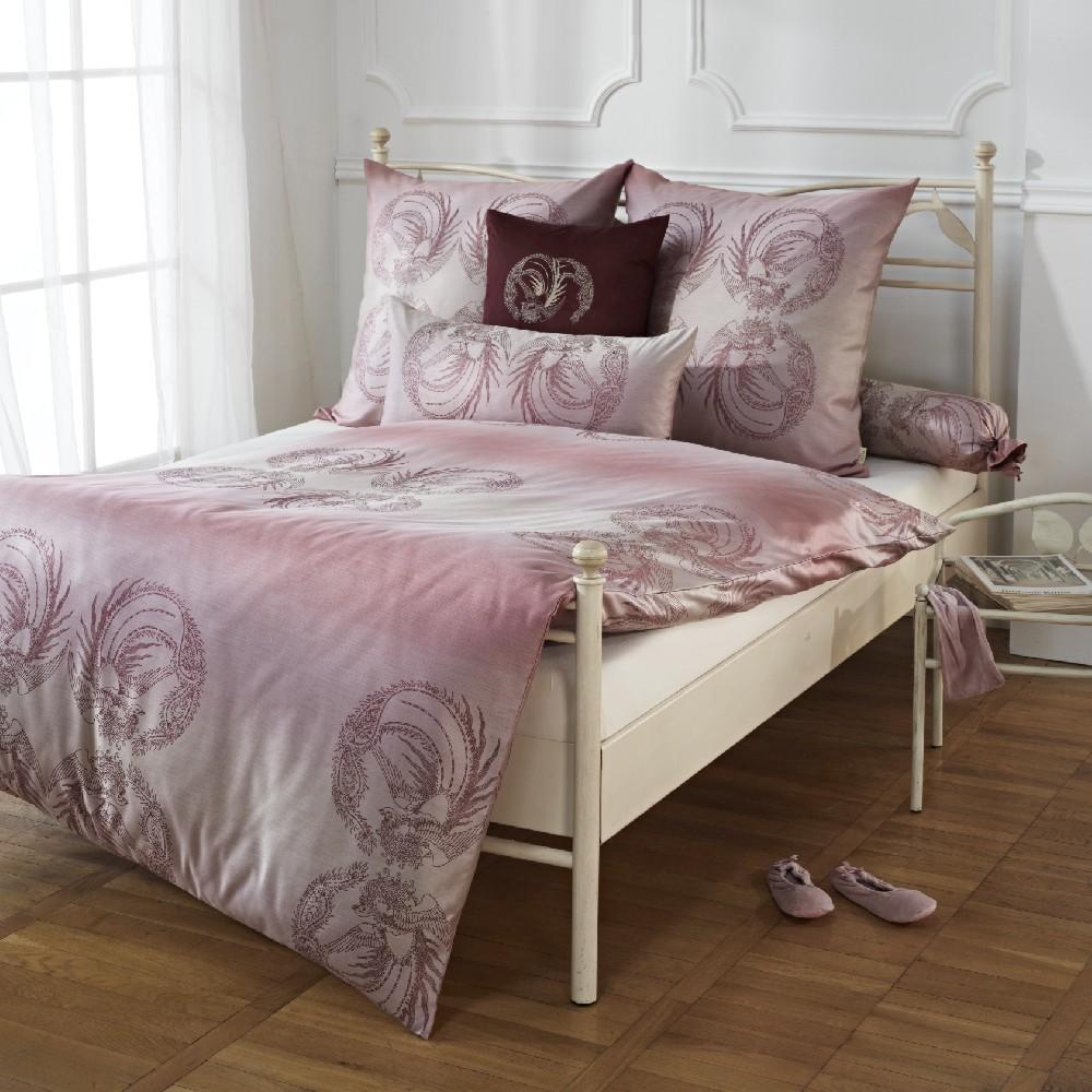 bettw sche curt bauer paradise bird 2449 malagarot. Black Bedroom Furniture Sets. Home Design Ideas