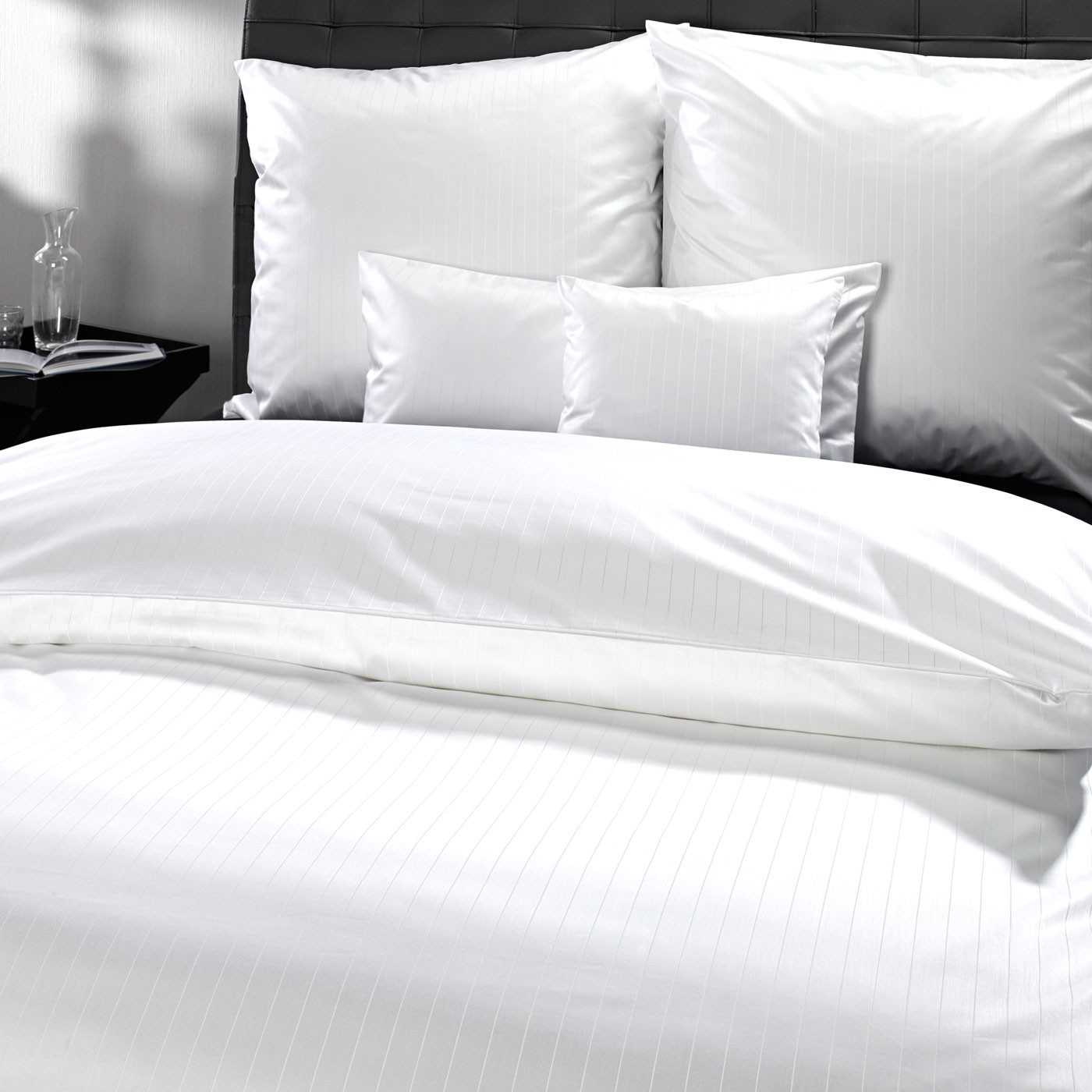 bettw sche curt bauer ferrara 2452 wei. Black Bedroom Furniture Sets. Home Design Ideas