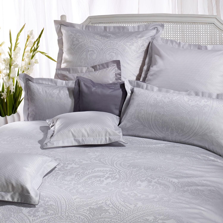 bettw sche curt bauer aurora 2538 grau. Black Bedroom Furniture Sets. Home Design Ideas