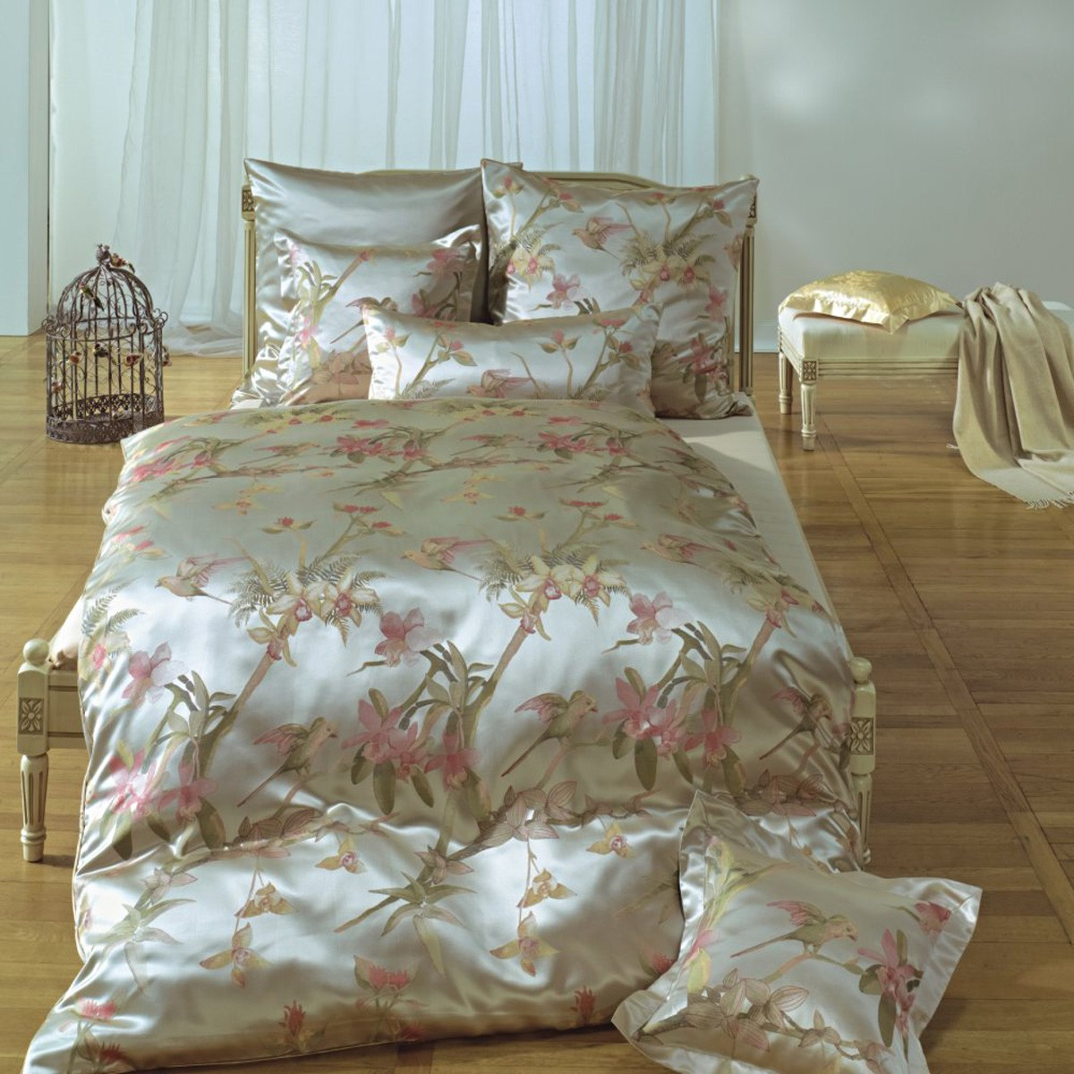 bettw sche curt bauer el dorado exotic. Black Bedroom Furniture Sets. Home Design Ideas