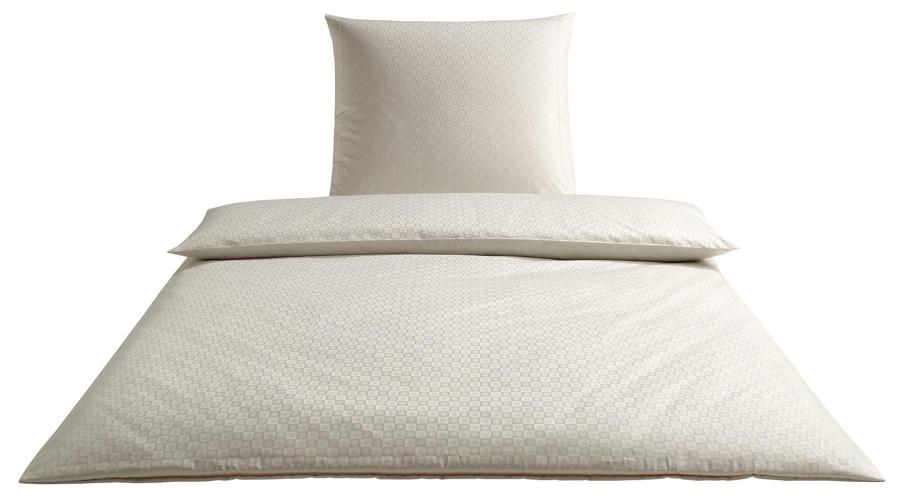 bettw sche elegante cronos 2182 natur. Black Bedroom Furniture Sets. Home Design Ideas
