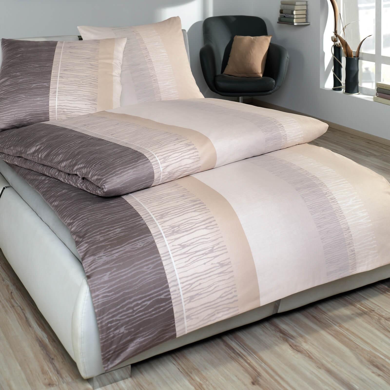 bettw sche estella eimo 6440 kiesel. Black Bedroom Furniture Sets. Home Design Ideas