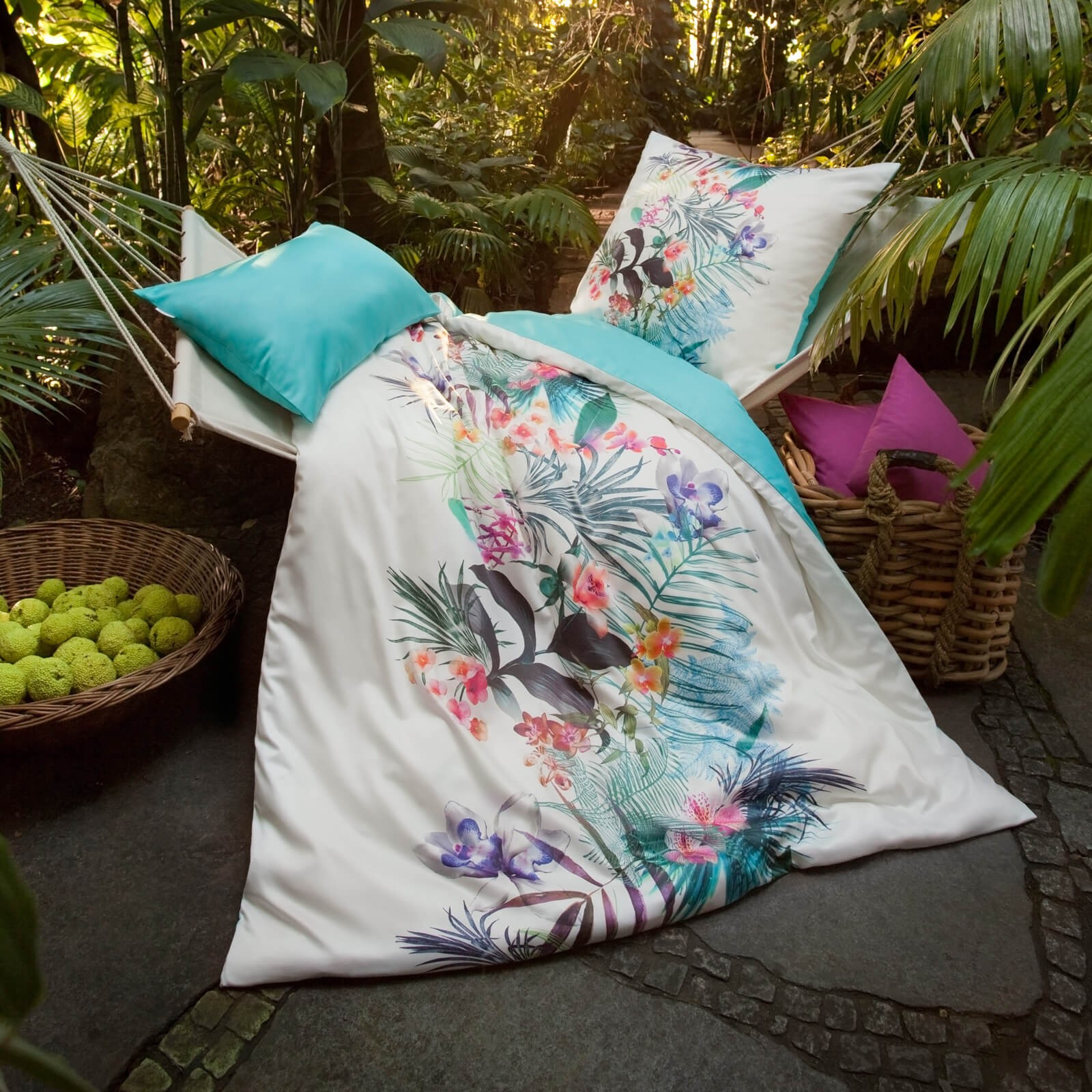 bettw sche estella elvana 7444 multicolor. Black Bedroom Furniture Sets. Home Design Ideas