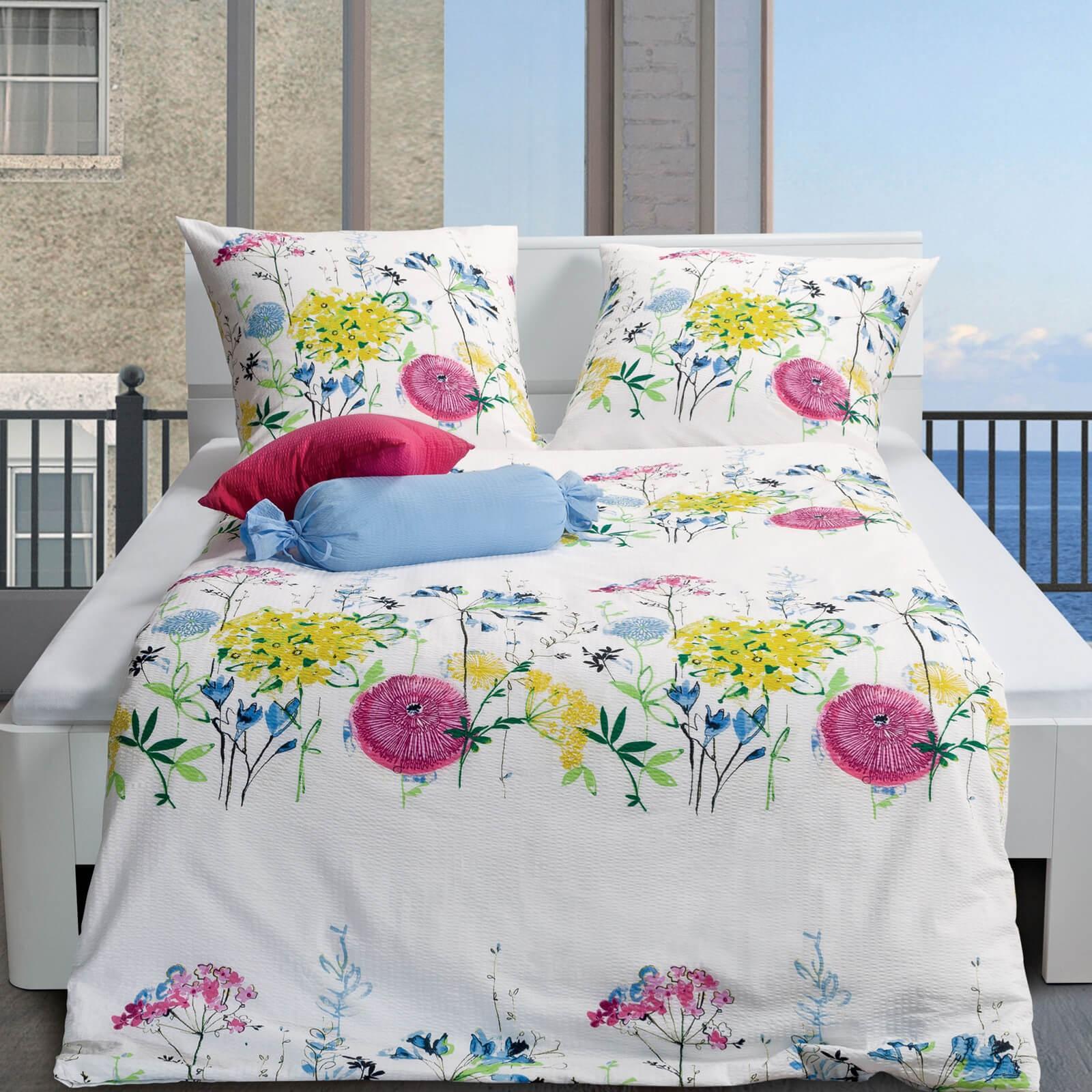 bettw sche janine tango 2433 bunt. Black Bedroom Furniture Sets. Home Design Ideas