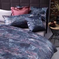 Bettwäsche Curt Bauer Luna 6204 rusty-blue Jersey