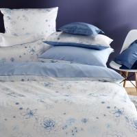 Bettwäsche Curt Bauer Claudia 6202 blau Jersey