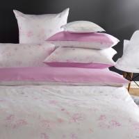 Bettwäsche Curt Bauer Claudia 6202 rosa Jersey