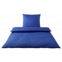 Bettwäsche Elegante Chelsea 7013 saphir-blau