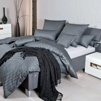 Bettwaesche Janine modernclassic 3937 schwarz