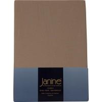 Spannbetttuch Janine Jersey 5007 nougat