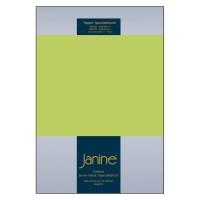 Topper-Spannbetttuch Elastic Jersey 5001  apfelgrün