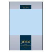opper-Spannbetttuch Elastic Jersey 5001 hellblau
