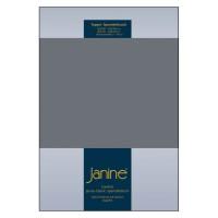 Topper-Spannbetttuch Elastic Jersey 5001 opalgrau