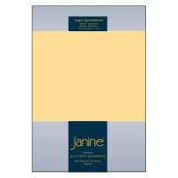 Topper-Spannbetttuch Elastic Jersey 5001 vanille