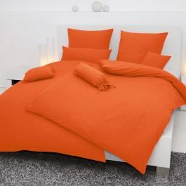 Bettwäsche Janine Piano 0125 orange