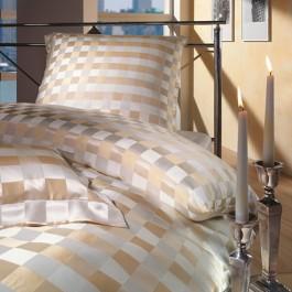 Bettwäsche Cellini design Carlo beige