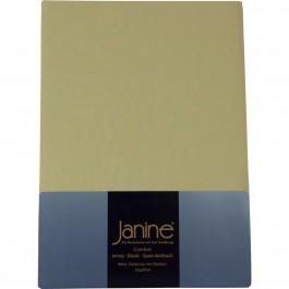 Spannbetttuch Janine Elastic Jersey 5002 lilie