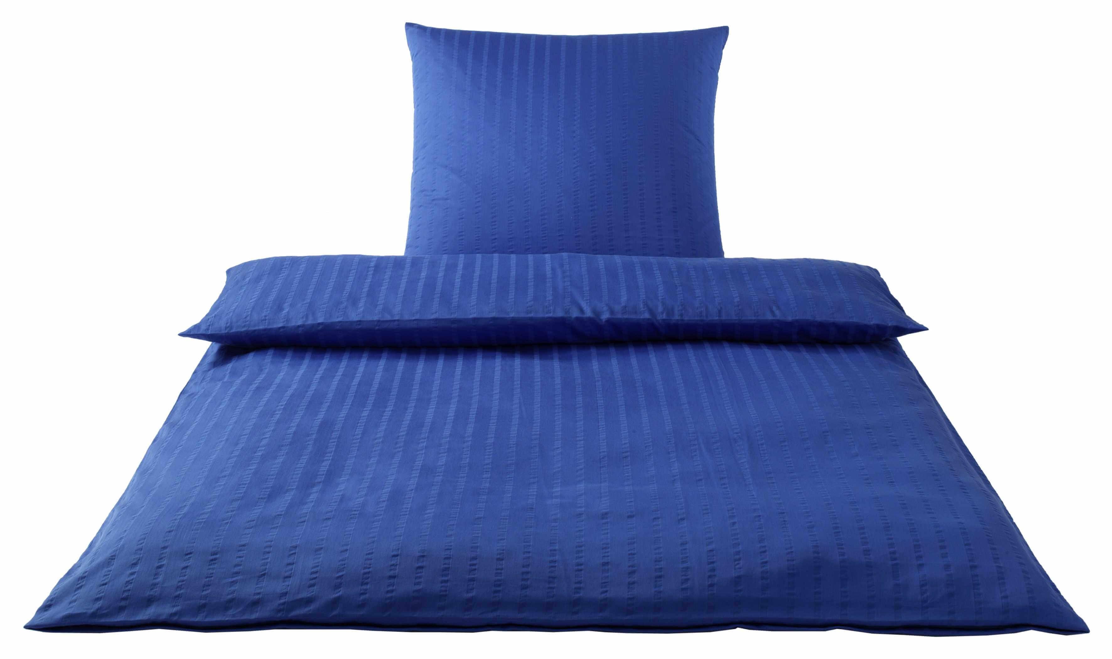 bettw sche elegante chelsea 7013 saphir blau. Black Bedroom Furniture Sets. Home Design Ideas