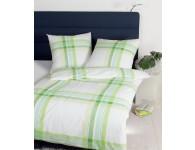 Bettwäsche Janine Tango 2448 grün-blau