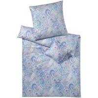 Bettwäsche Elegante Caribic 3437 blau