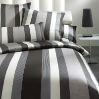 Bettwäsche Joop! Rapid Stripes 4043 Kiesel