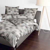 Bettwäsche Janine Messina 43030 taupe