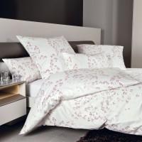 Bettwäsche Janine Messina 43044 rosa silber