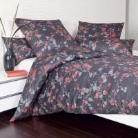 Bettwäsche Janine Carmen 53040 nachtschattenblau