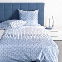 Bettwäsche Janine J.D. 87029 blau