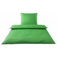 Bettwäsche Elegante Chelsea 7013 mai-grün