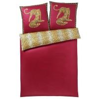 Bettwäsche Elegante Gepard Pair 2352 rubin