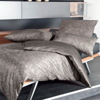 Bettwäsche Janine Messina 43018 taupe