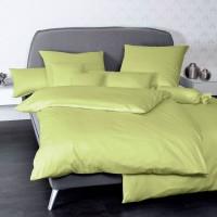 Bettwäsche Janine UNI Colors 31001 apfelgrün
