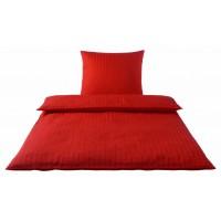 Bettwäsche Elegante Chelsea 7013 rubin-rot