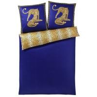Bettwäsche Elegante Gepard Pair 2352 kobalt