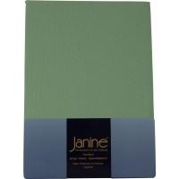 Spannbetttuch Janine Jersey 5007 lind