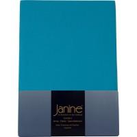 Spannbetttuch Janine Jersey 5007 türkis