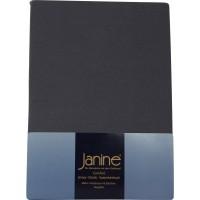 Spannbetttuch Janine Elastic Jersey 5002 titan