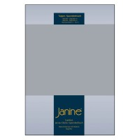 Topper-Spannbetttuch Elastic Jersey 5001 platin