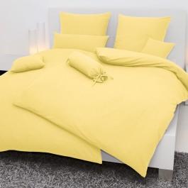 Bettwäsche Janine Piano 0125 gelb
