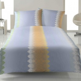 Bettwäsche Yes for Bed Colum 1445 blau