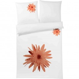 Bettwäsche Yes for Bed Marie 1446 orange