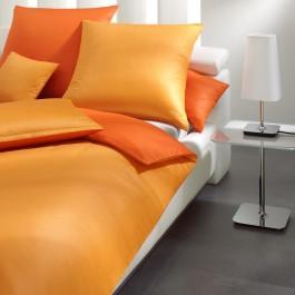 Bettwäsche Joop! Micro Pattern 4040 Orange