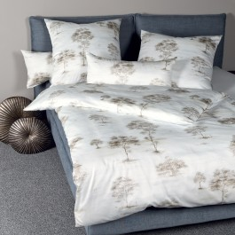Bettwäsche Janine Messina 43059 taupe