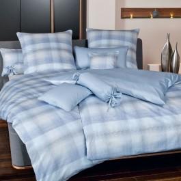 Bettwäsche Janine Messina 4745 blau