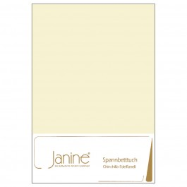 Spannbetttuch Janine Chinchilla-Edelflanell 7000 beige