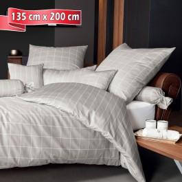 Bettwäsche Janine modernclassic 39025 naturell 135 cm x 200 cm
