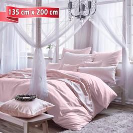 Bettwäsche Curt Bauer FINJA peach 135 cm x 200 cm